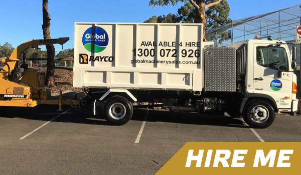Global Machinery Sales Tipper Truck for Hire