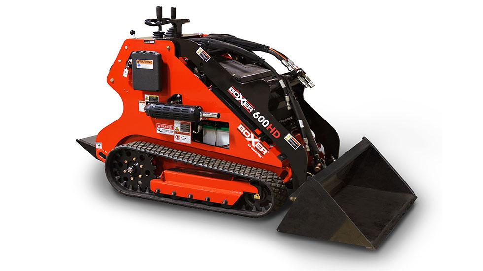 Boxer 600HD Diesel Skid-Steer