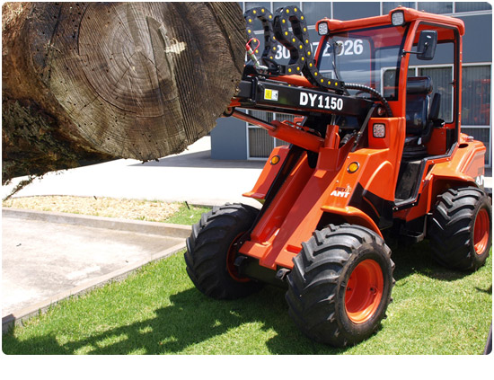 Angry Ant DY1150 Diesel Mini Loader