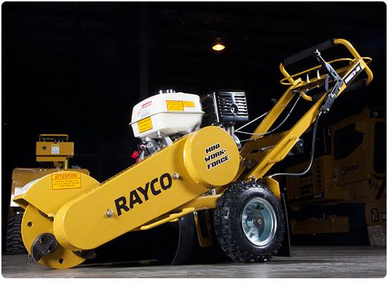 Rayco RG13 II Petrol Stump Grinder
