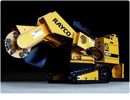 Rayco RG37 Trac Petrol Stump Grinder