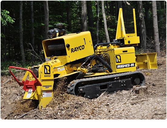 Rayco RG45 Trac Diesel Stump Grinder