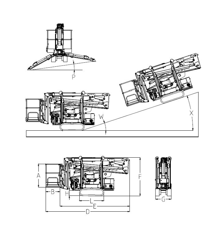 CMC S15 Spider Lift