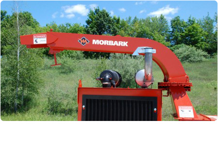 Morbark M12R Wood Chipper