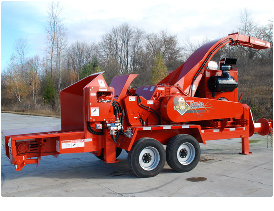 Morbark M20R Wood Chipper