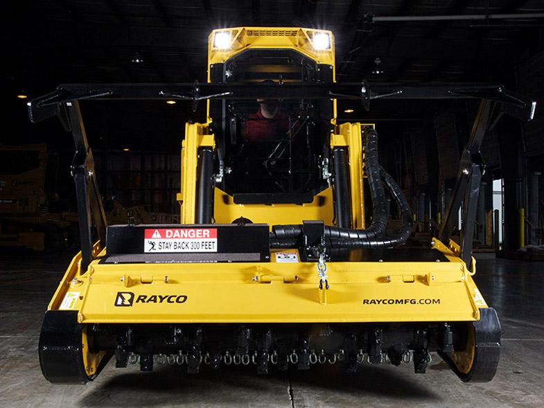 Rayco C100LGP Forestry Mower