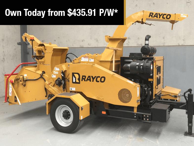 Rayco RC1824 Wood Chipper