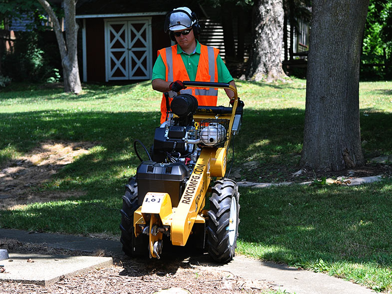 Rayco RG13-II Stump Grinder