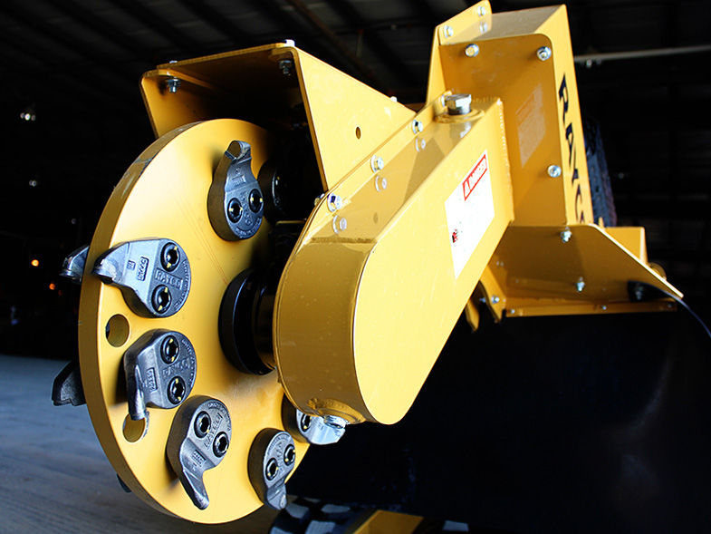 Rayco RG35 Trac Stump Grinder