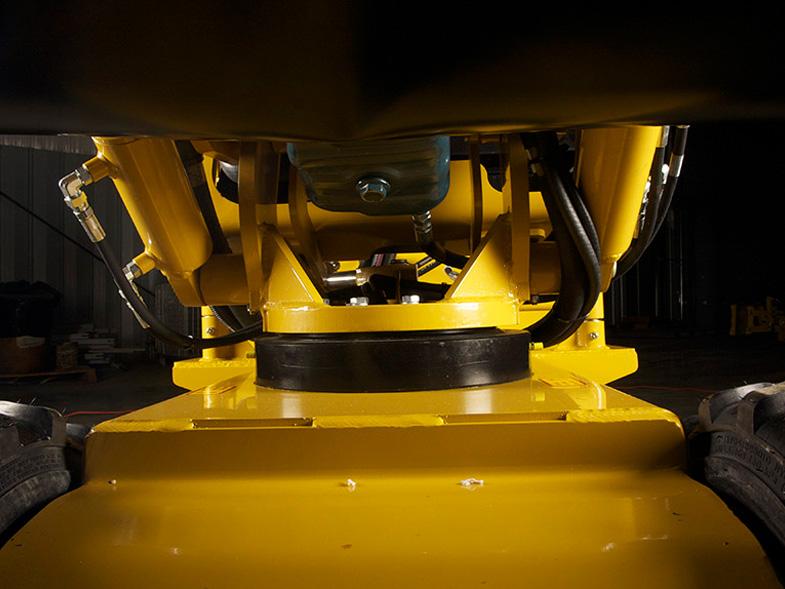 Rayco RG45 Stump Grinder