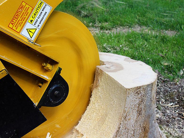 Rayco RG70X Stump Grinder