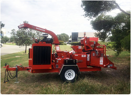 Morbark M12R Chipper