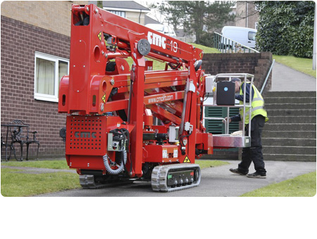 CMC Spider Lifts Compact