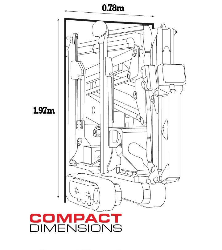 CMC S15 Arbor Pro Spider Lift