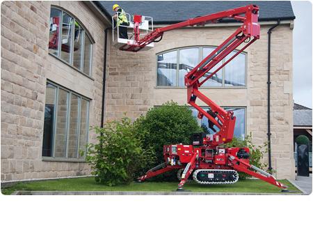 CMC S19E Arbor Pro Spider Lift