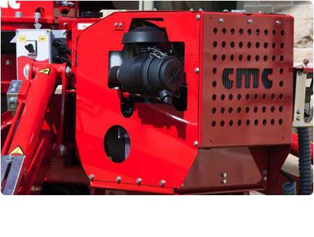 CMC S19E Spider Lift