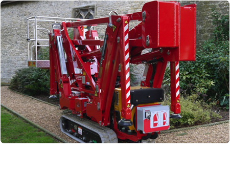 CMC S19HD Spider Lift Compact
