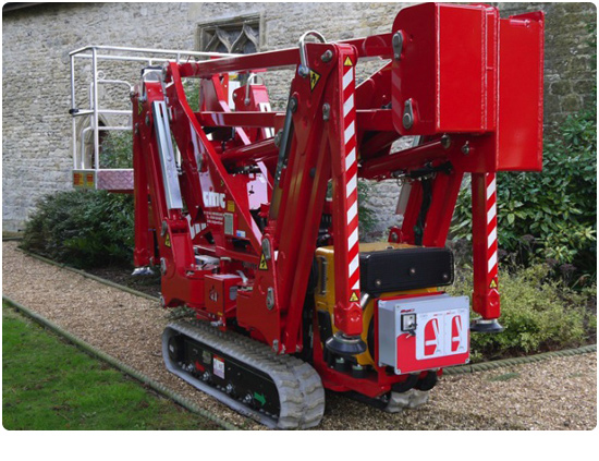 CMC S19HD Spider Lift Heavy Duty