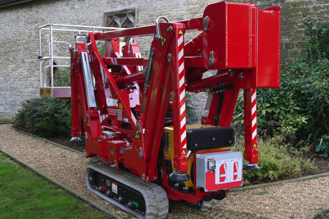 CMC S19HD Spider Lift