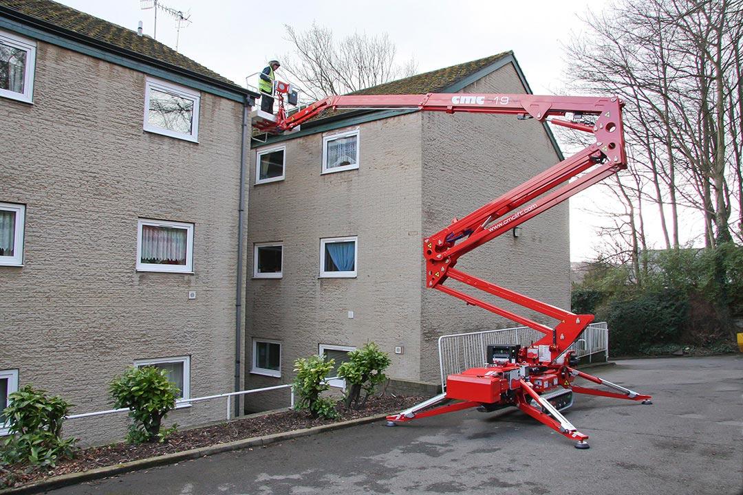 CMC S19N Arbor Pro Spider Lift