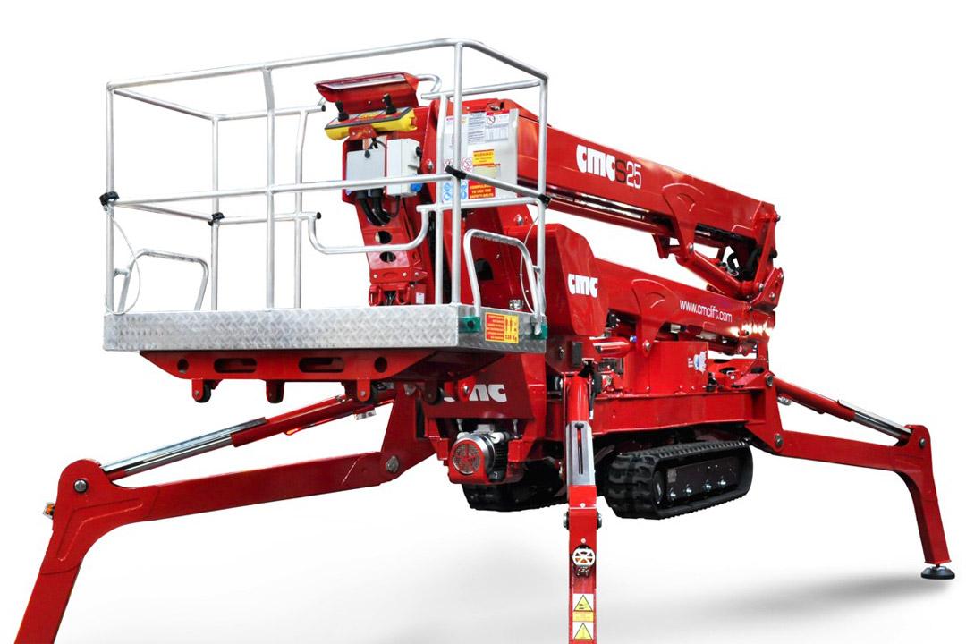 CMC S25 Spider Lift