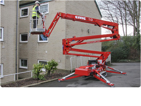 CMC Spider Lifts Versatile