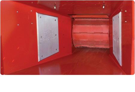 ChipSafe Operator Safety Shield Step 1