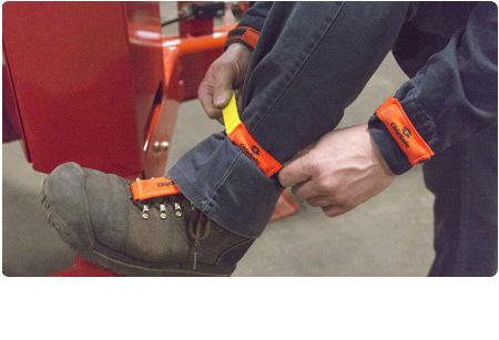 ChipSafe Operator Safety Shield Step 2