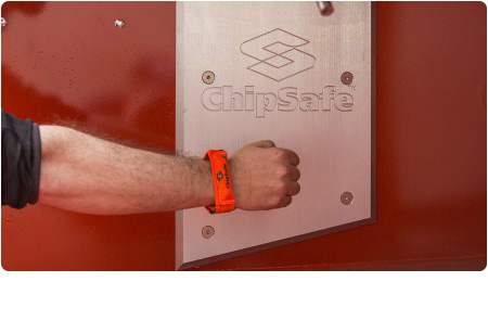 ChipSafe Operator Safety Shield Step 3