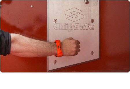 ChipSafe Operator Safety Shield Step 3