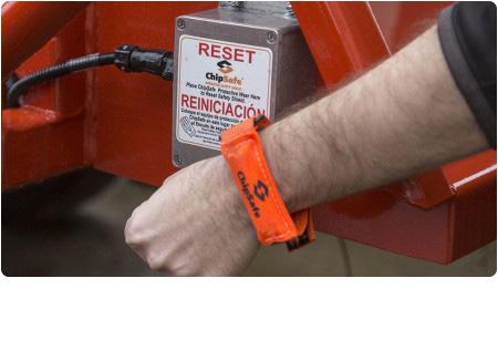 ChipSafe Operator Safety Shield Step 4