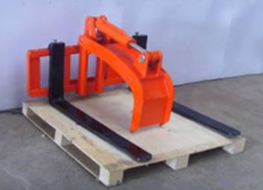 Grapple Forklift