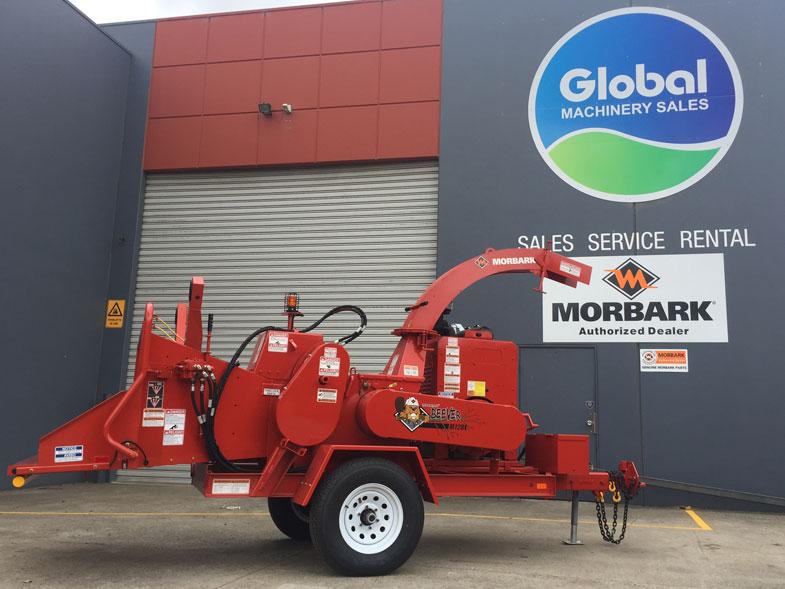 Morbark M12RX Wood Chipper