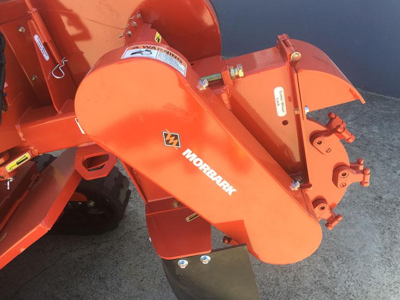 Morbark MXG50 Track Stump Grinder | Global Machinery Sales