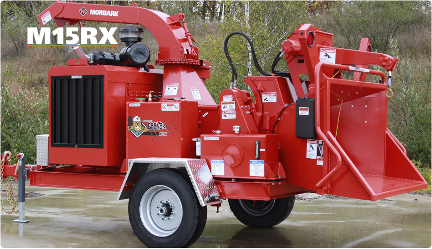 Editorial: Morbark Wood Chippers   Global Machinery Sales