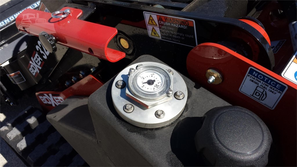 Boxer Skid-Steer 322D