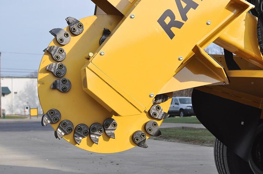 Rayco RG74DXH Stump Grinder