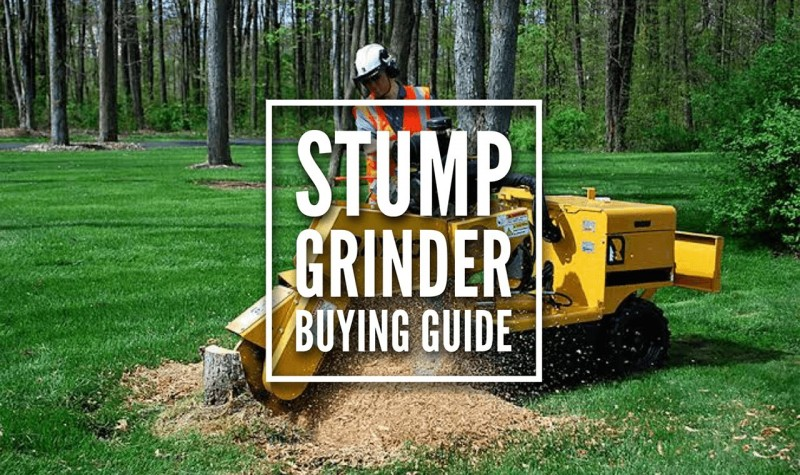 Stump Grinder Buying Guide Australia