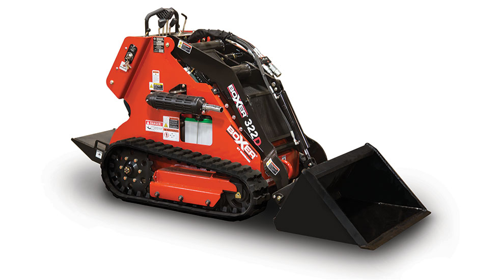 Mini Skid Steer Loader Rental