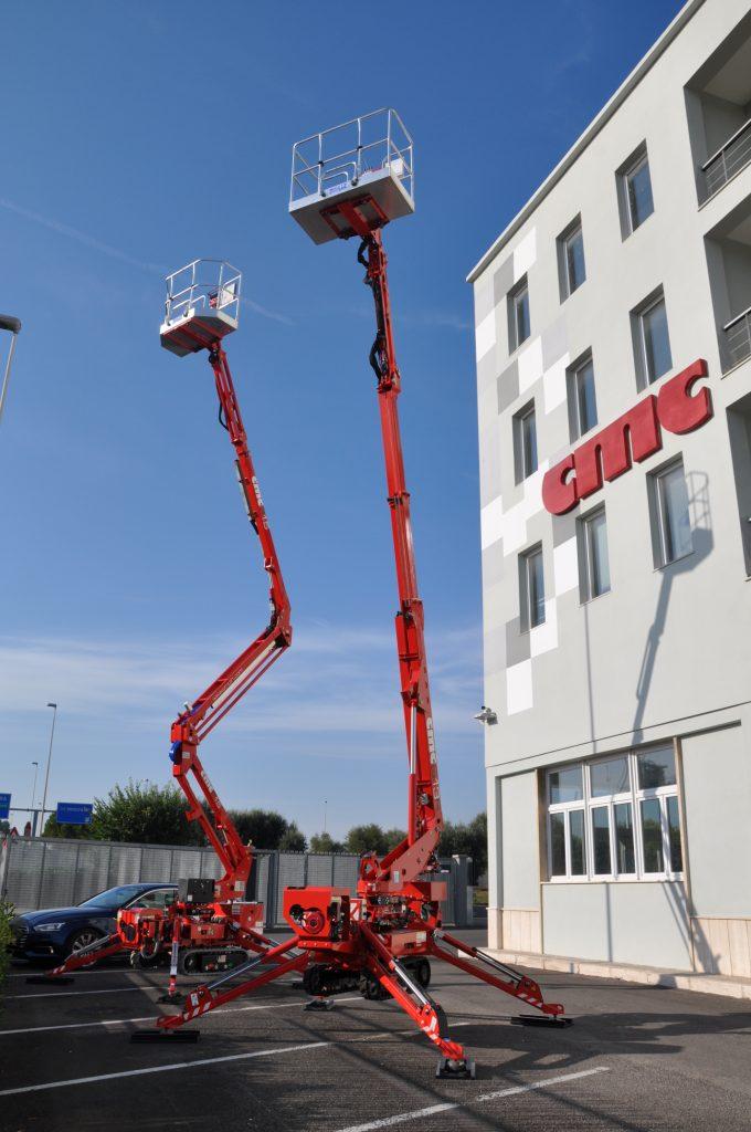 CMC S13F Spider Lift