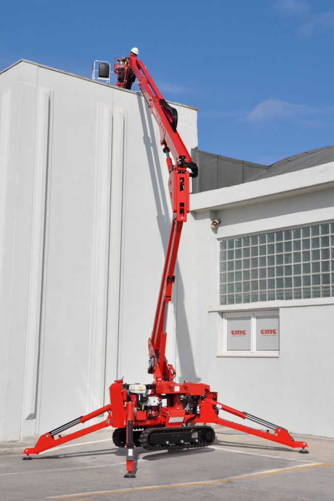 CMC S18F Spider Lift
