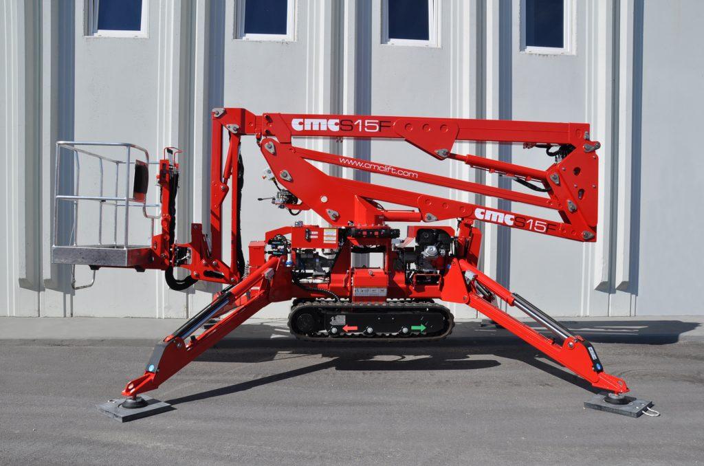 CMC S15F Spider Lift