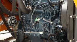 Engine Forst Wood Chipper